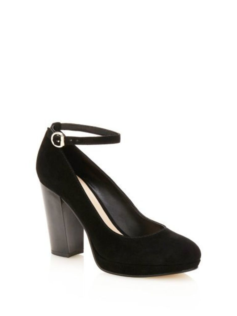 Guess Beal Suede Court Shoe
