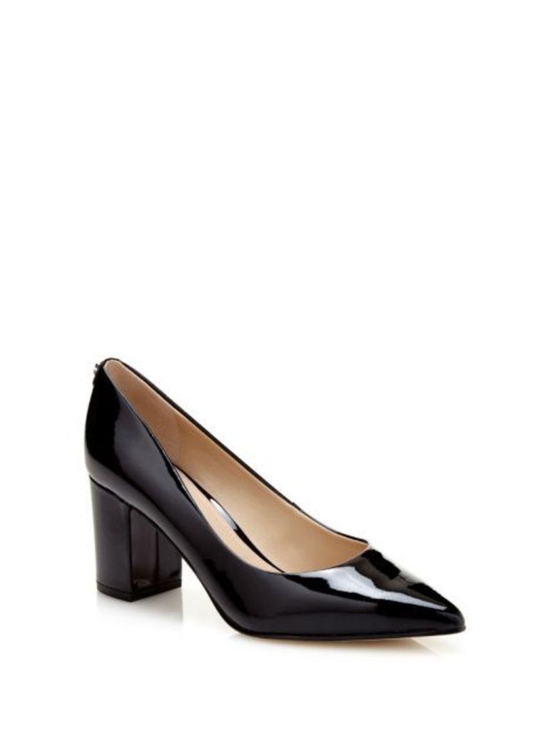 Guess Biella Patent Court Shoe