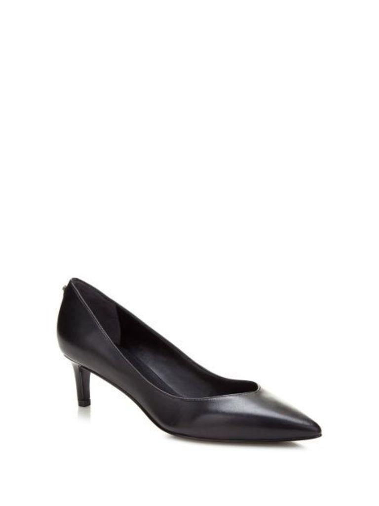 Guess Bobbi Leather Court Shoe