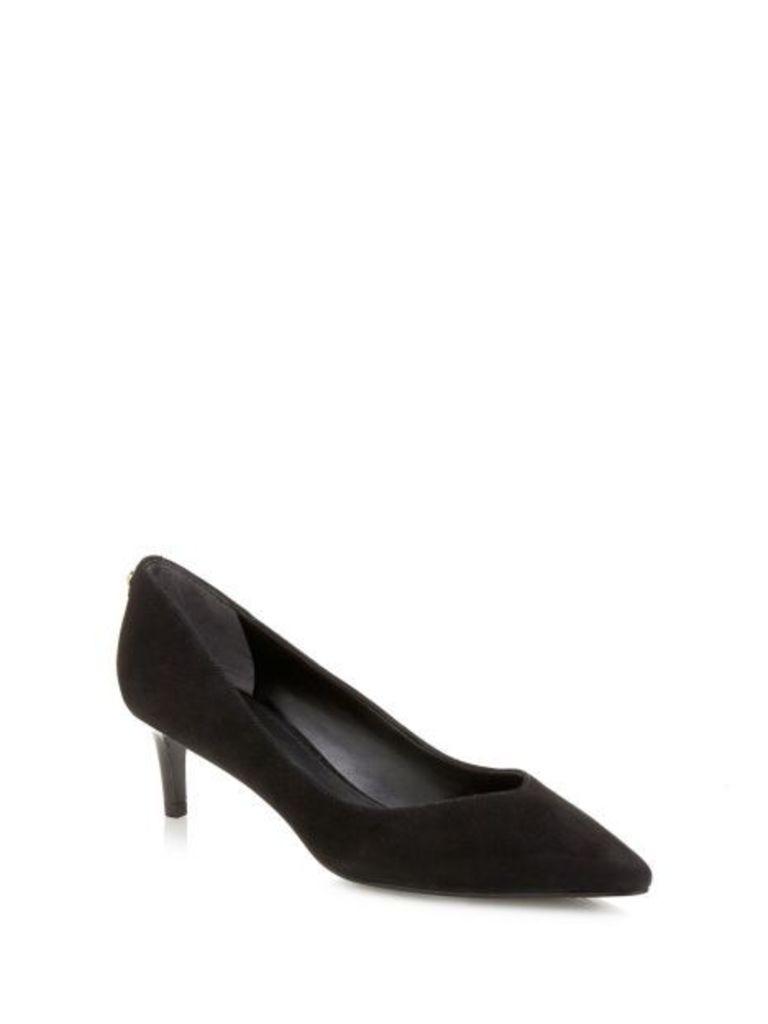 Guess Bobbi Suede Court Shoe