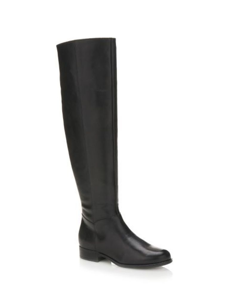 Guess Delea Leather Boot