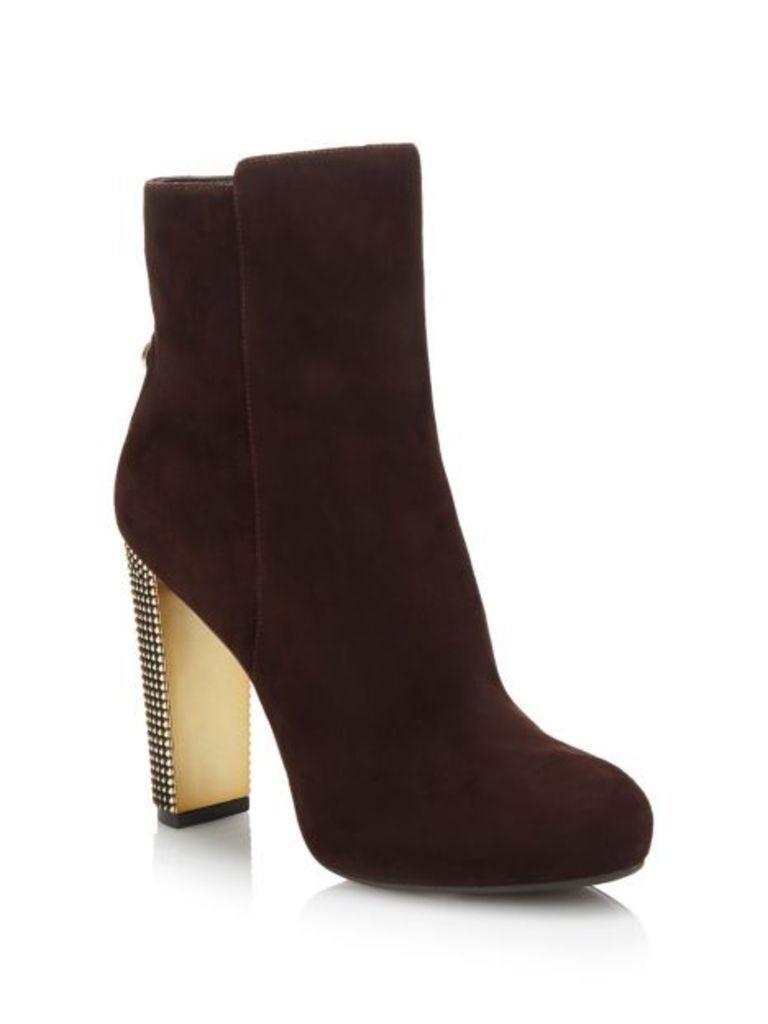 Guess Dodie Suede Ankle Boot