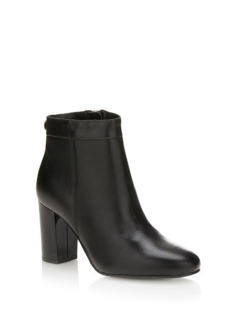 Guess Dory Leather Bootie