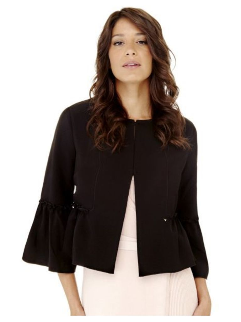 Guess Frill Sleeve Jacket