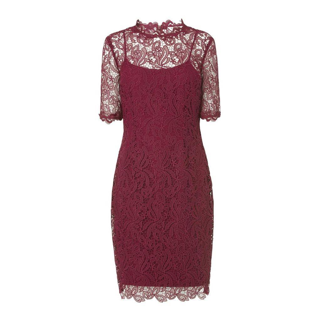 Sasha Ruby Dress