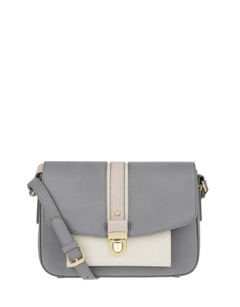 Verity Colourblock Cross Body Bag