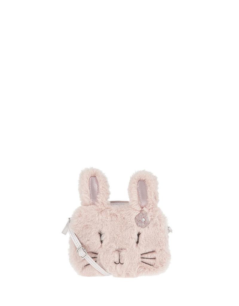 Beverly Bunny Fluffy Cross Body Bag