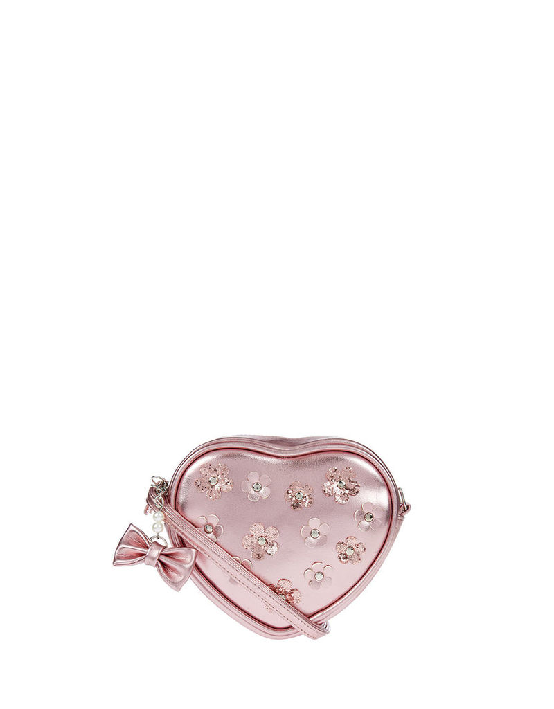 Heart And Flower Party Bag