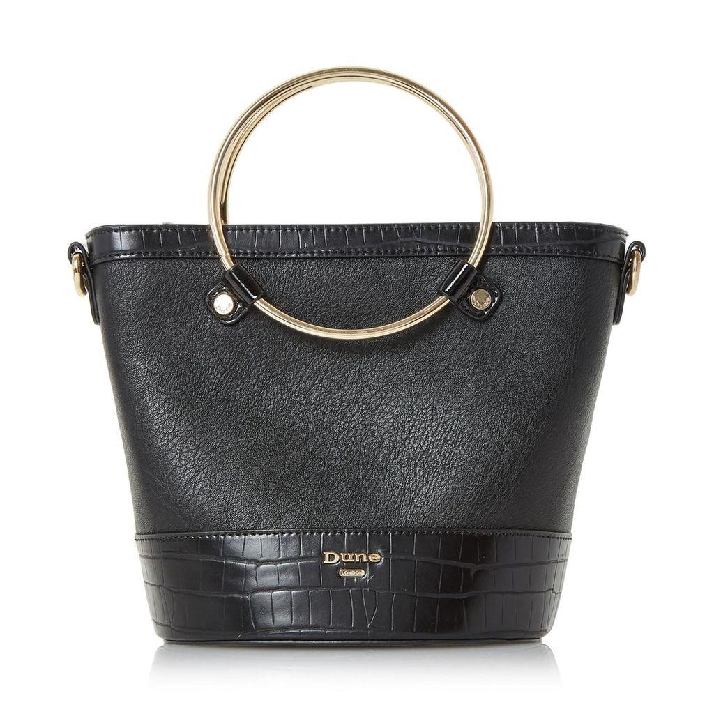 Dircle Circle Handle Shopper Bag