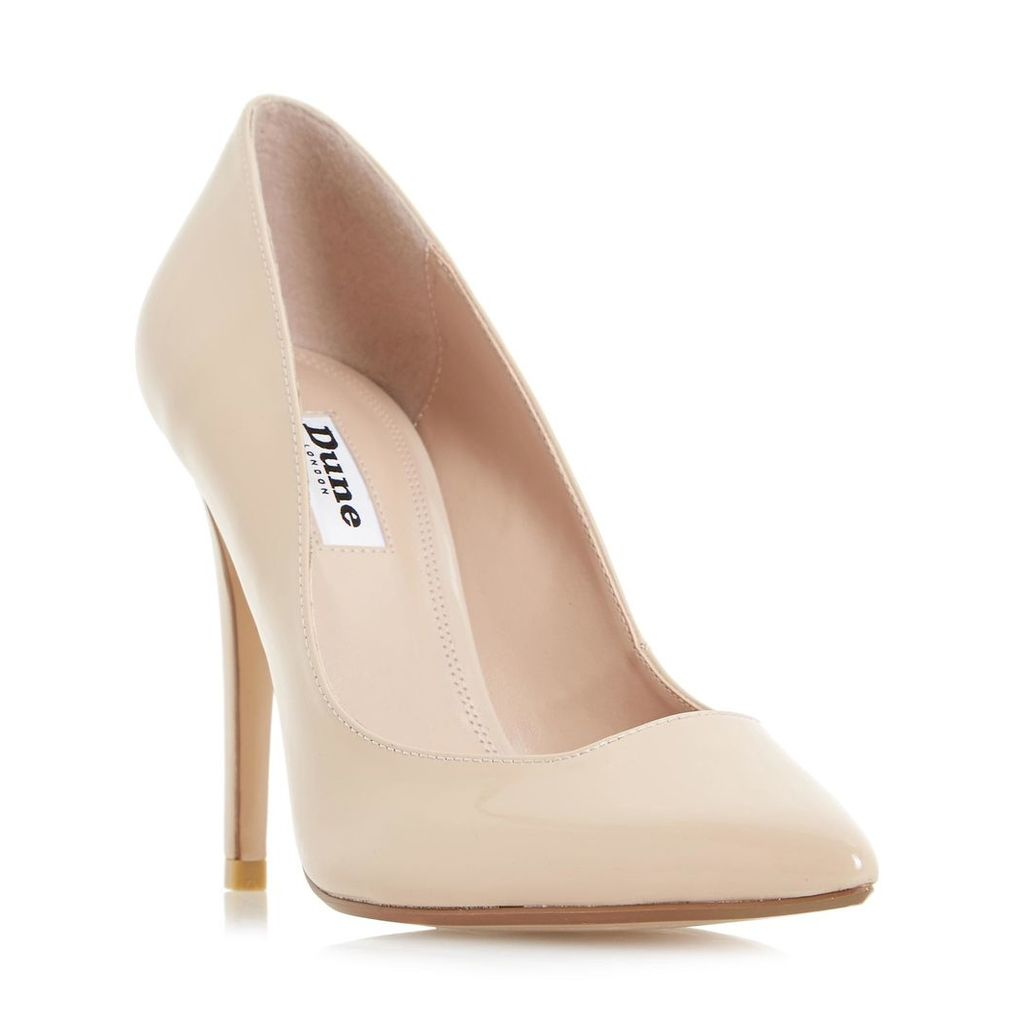 Aiyana Pointed Toe High Heel Court Shoe