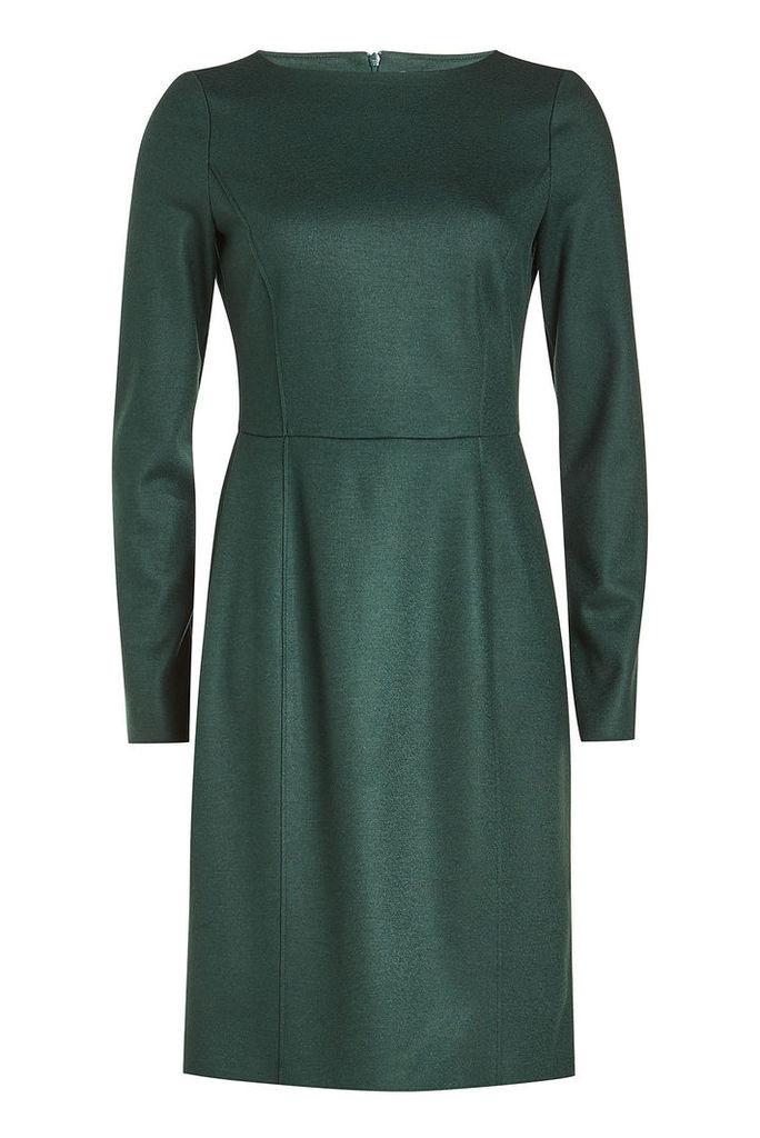 Harris Wharf London Virgin Wool Dress