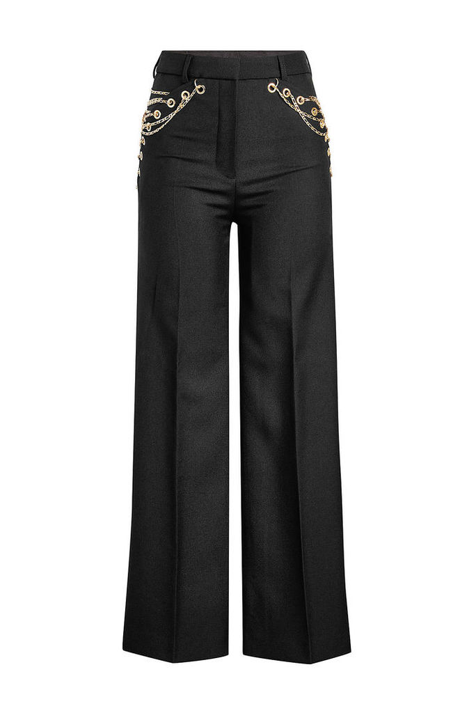Y/Project Embellished Wool Pants