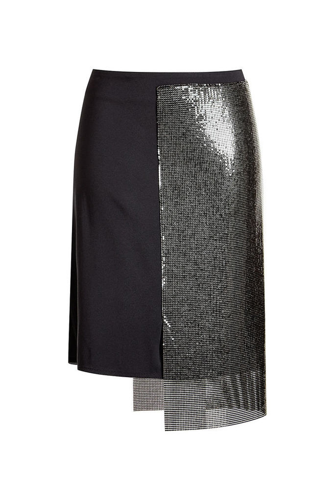 Paco Rabanne Embellished Skirt