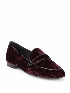 Haven Velvet Loafers