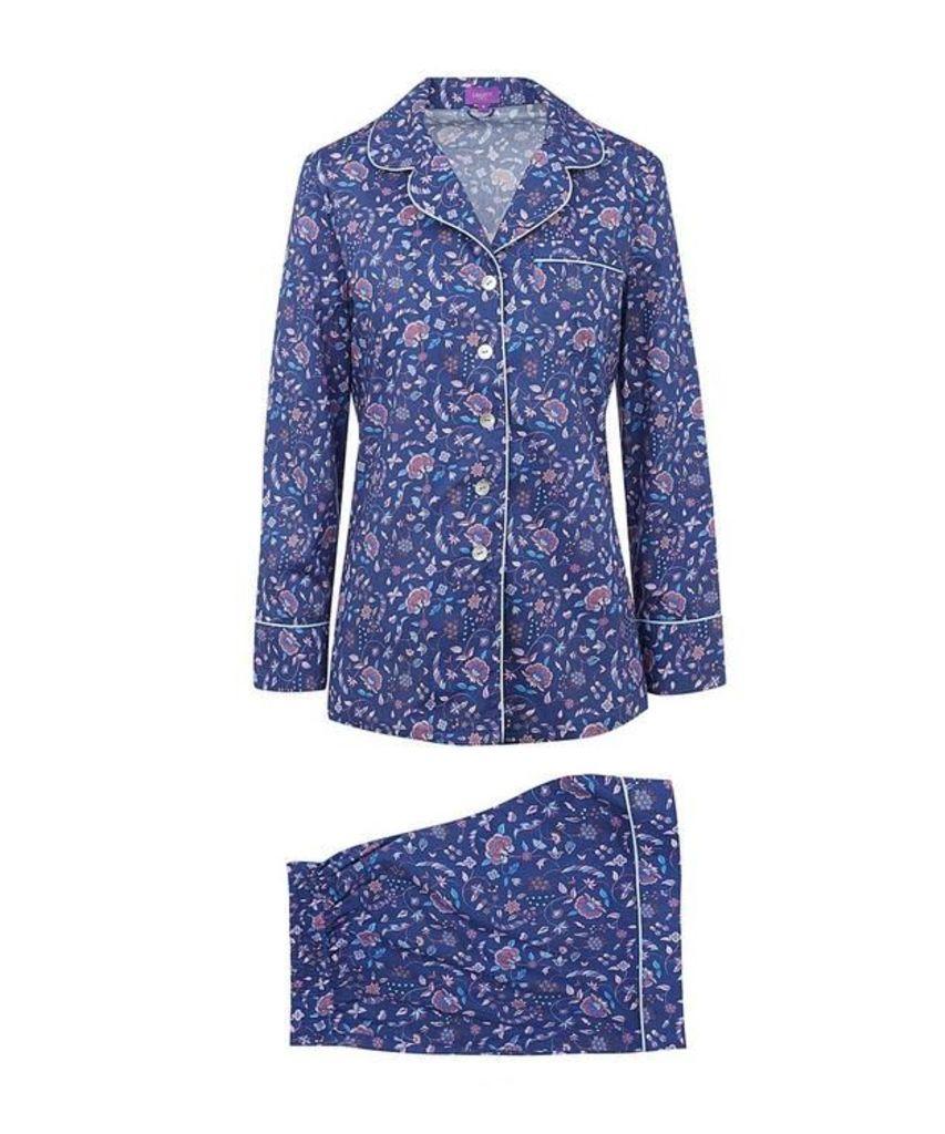 Garden Gates Short Cotton Pyjama Set