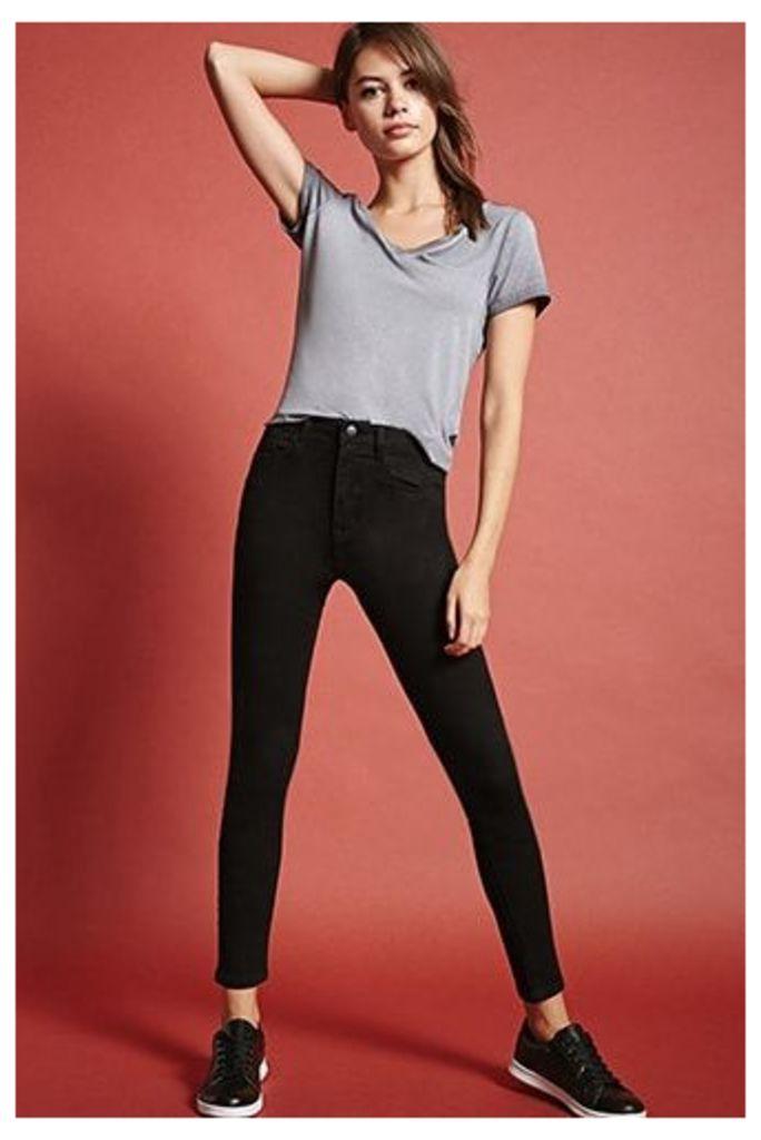 The Fairfax High-Rise Jean