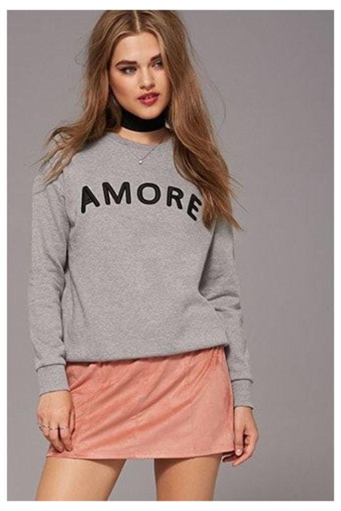 Fleece Amore Sweatshirt