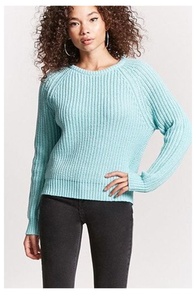 Marled Yarn Sweater