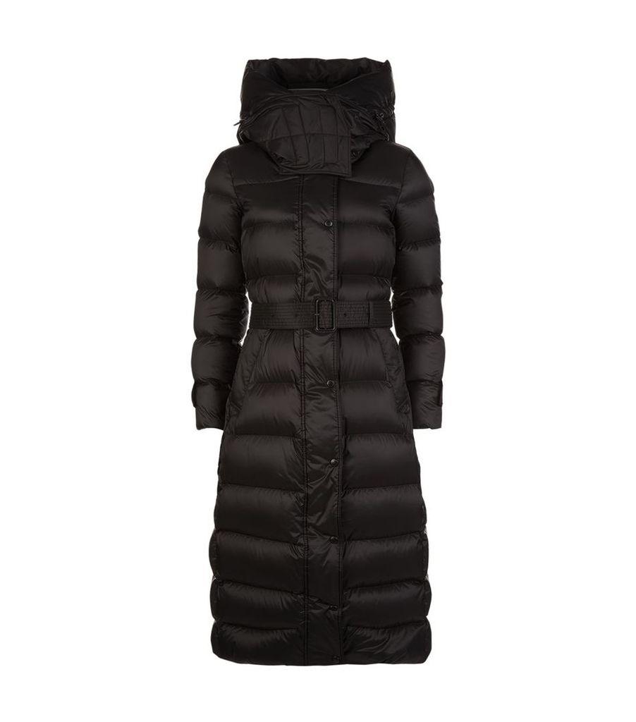 Longline Down Coat