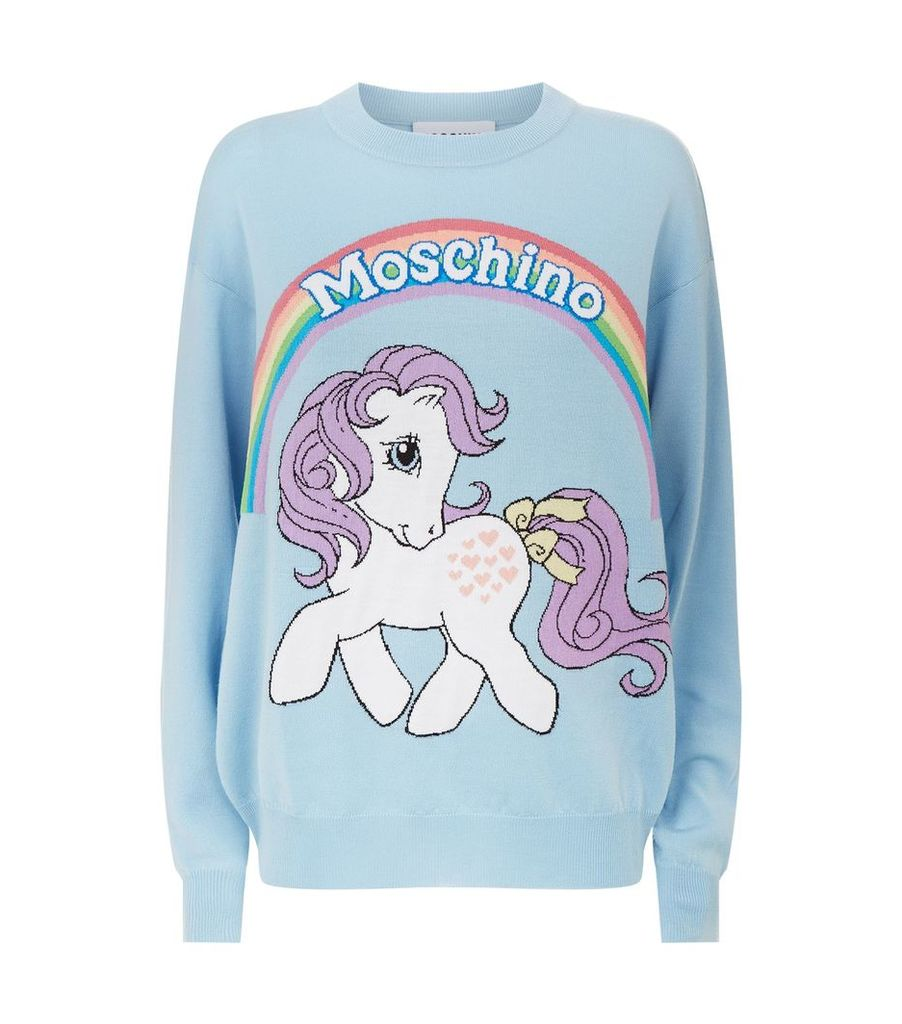 My Little Pony Intarsia Sweater