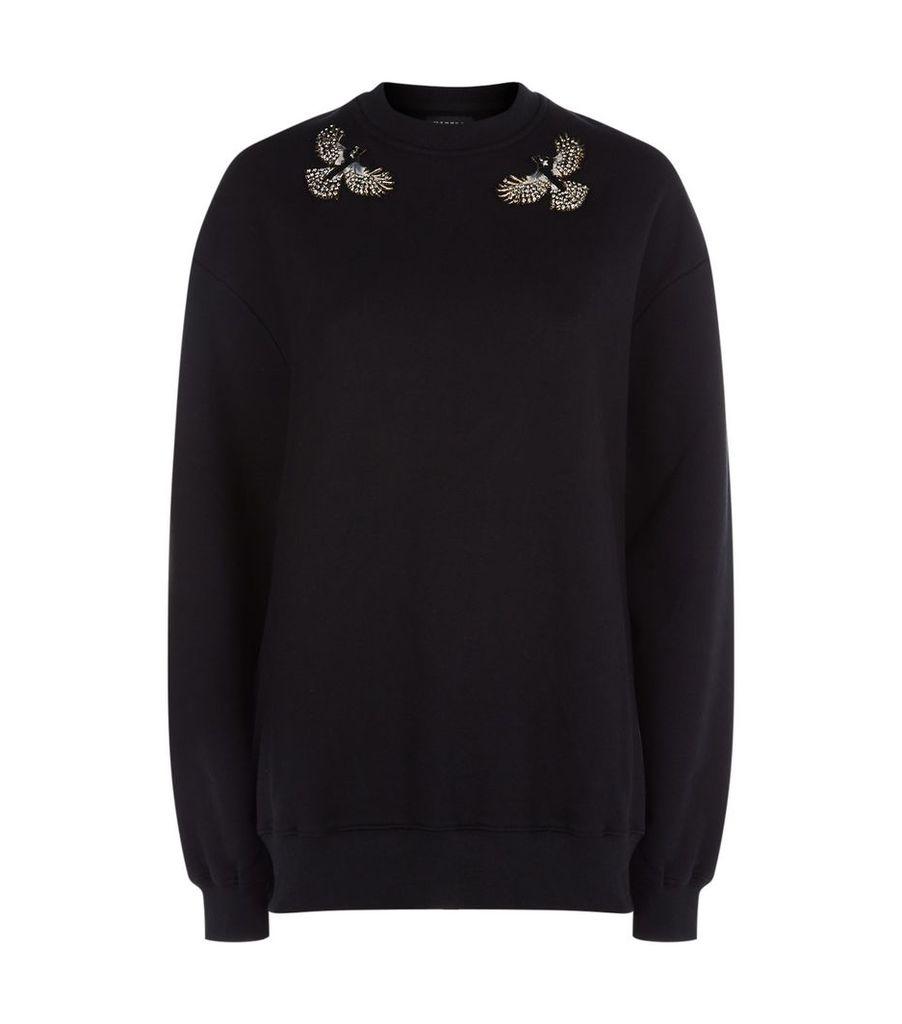Beaded Sparrows Darcy Sweatshirt