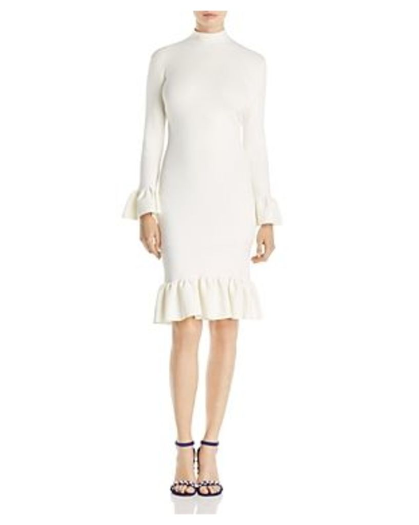 Reiss Holly Ruffle Trimmed Dress - 100% Exclusive