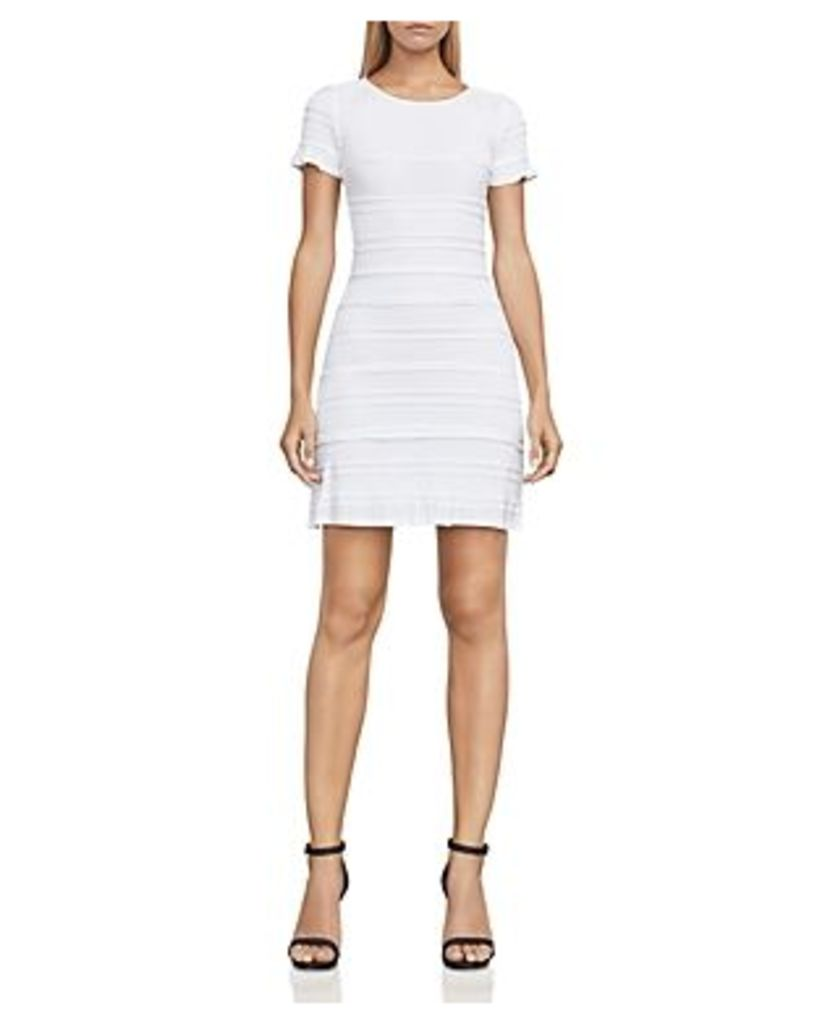 Bcbgmaxazria Libby Jacquard Dress