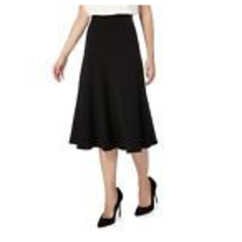 Principles By Ben De Lisi Womens Black Wrap Suit Skirt From Debenhams