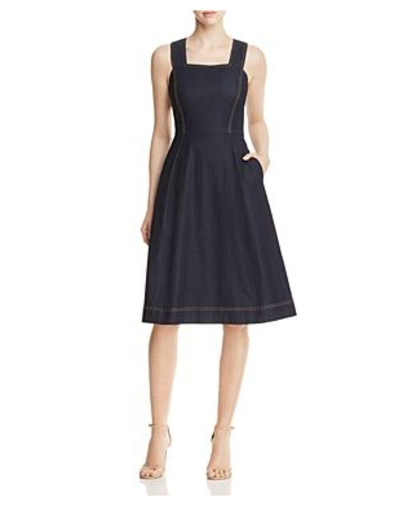 Lafayette 148 New York Isabelli Denim Dress