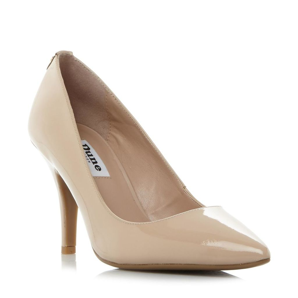 Aeryn Mid Heel Flex Sole Court Shoe