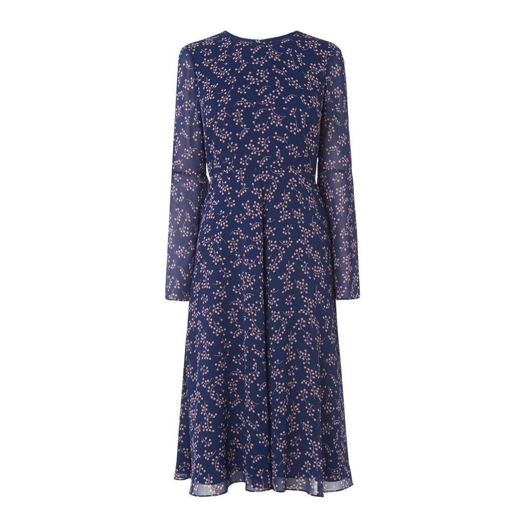 Celia Navy Dress
