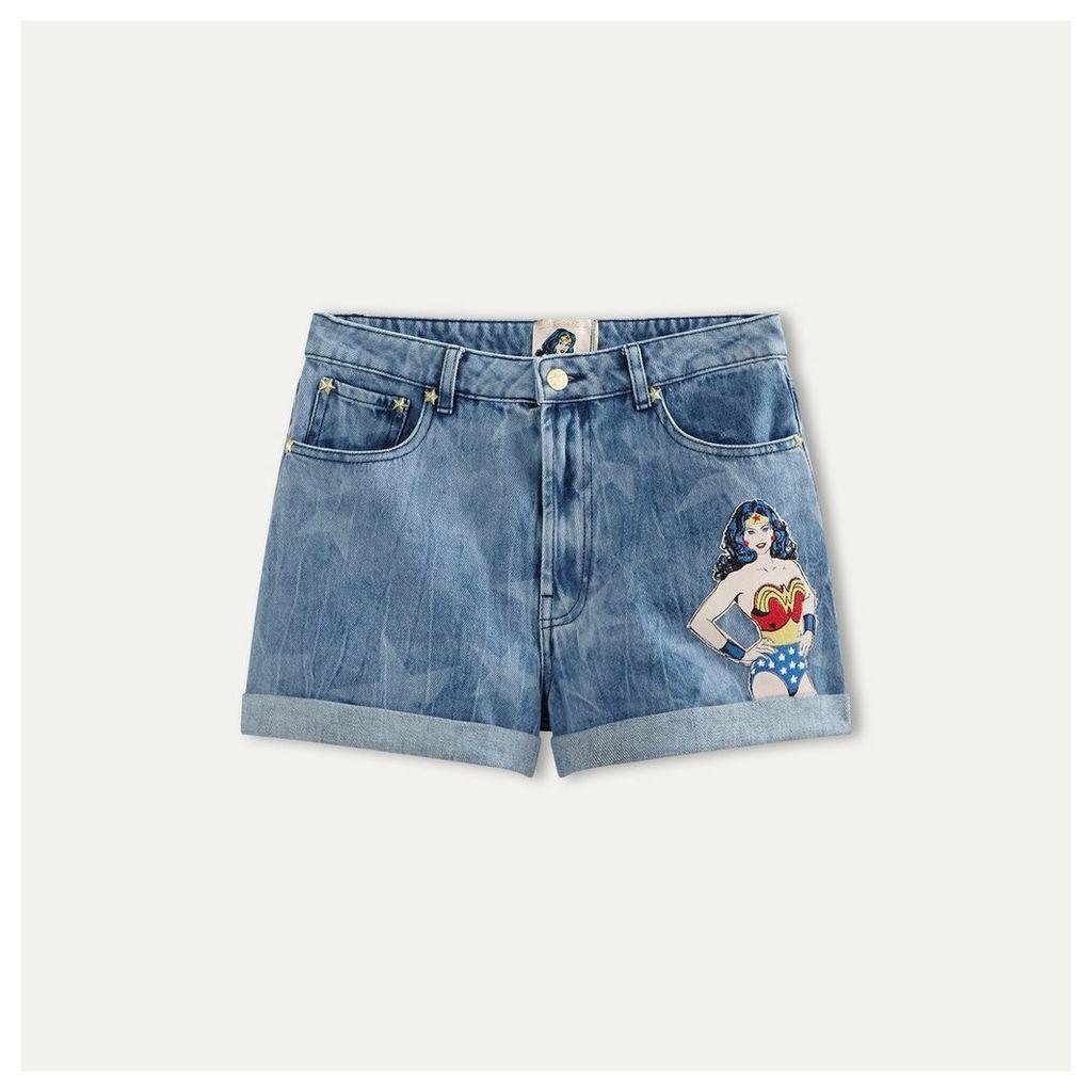 Carter Denim Shorts