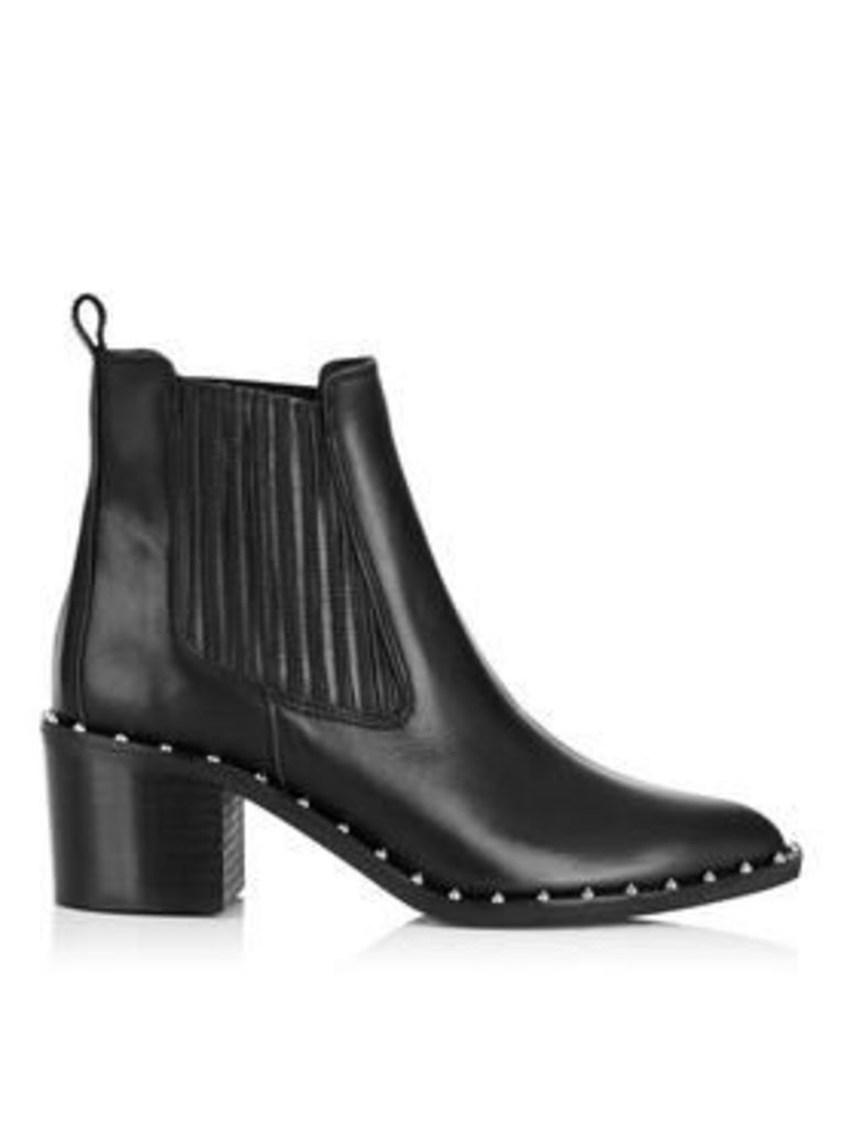 Kanna Tania Ankle Boots- Black