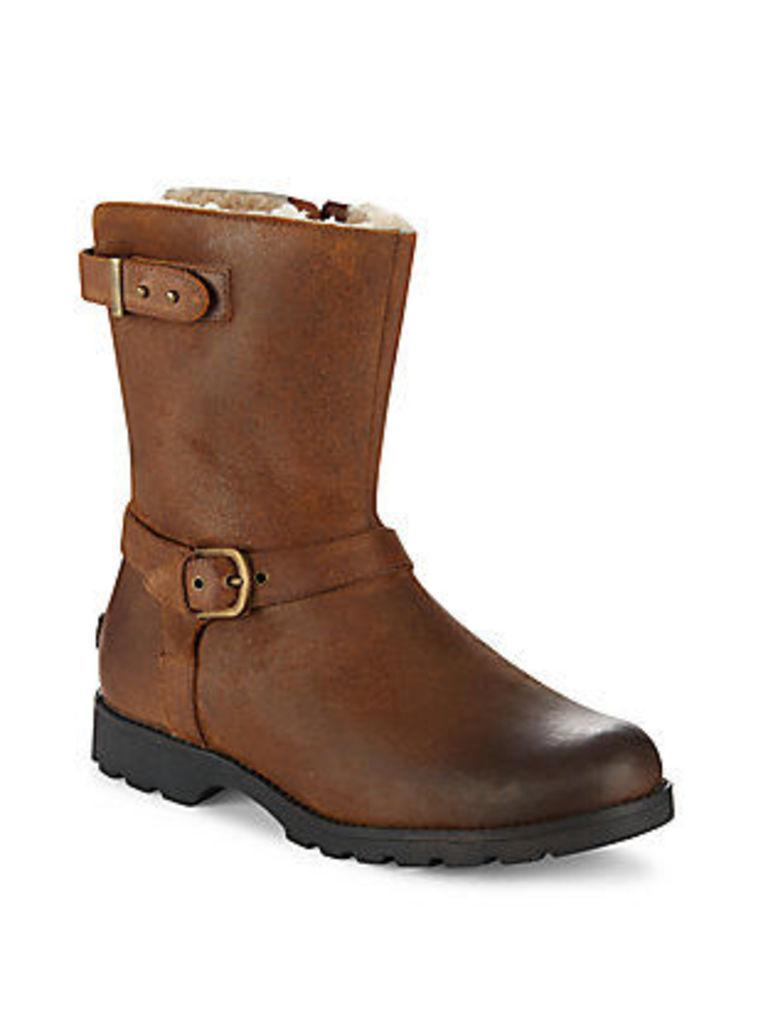Grandle Shearling Boots