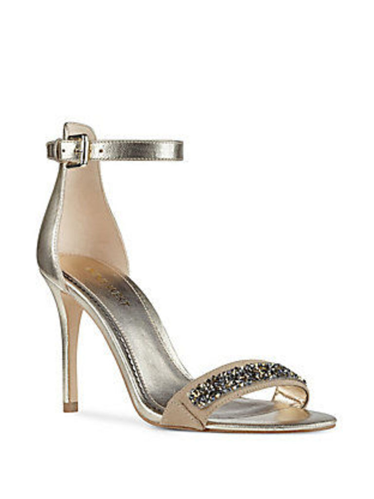 Mana Embellished Heels