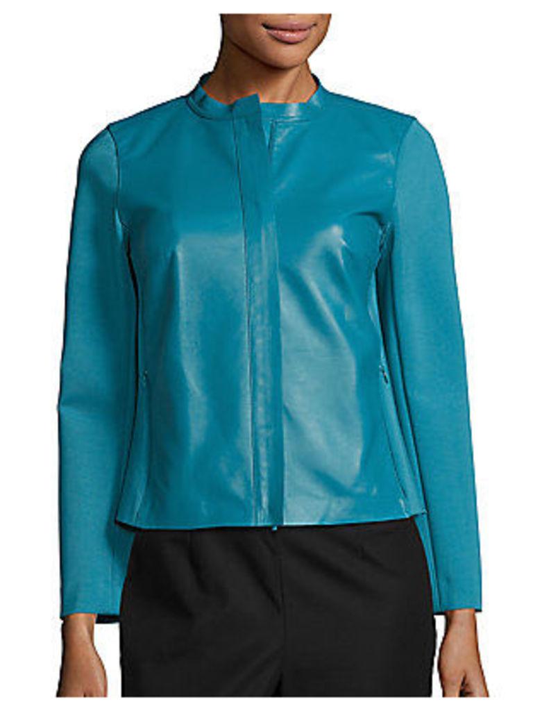 Aries Leather Jacket
