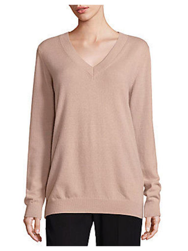 Vee Cashmere Sweater