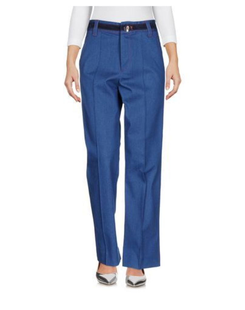 MARC JACOBS DENIM Denim trousers Women on YOOX.COM