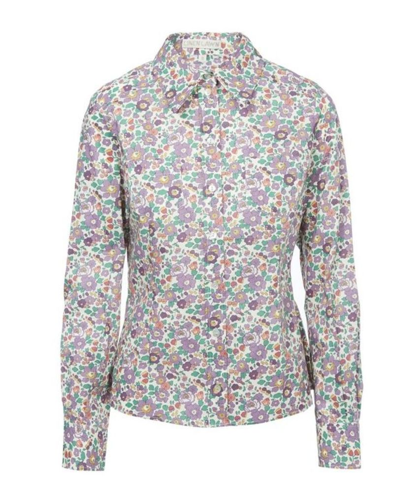 Camille Fitted Shirt