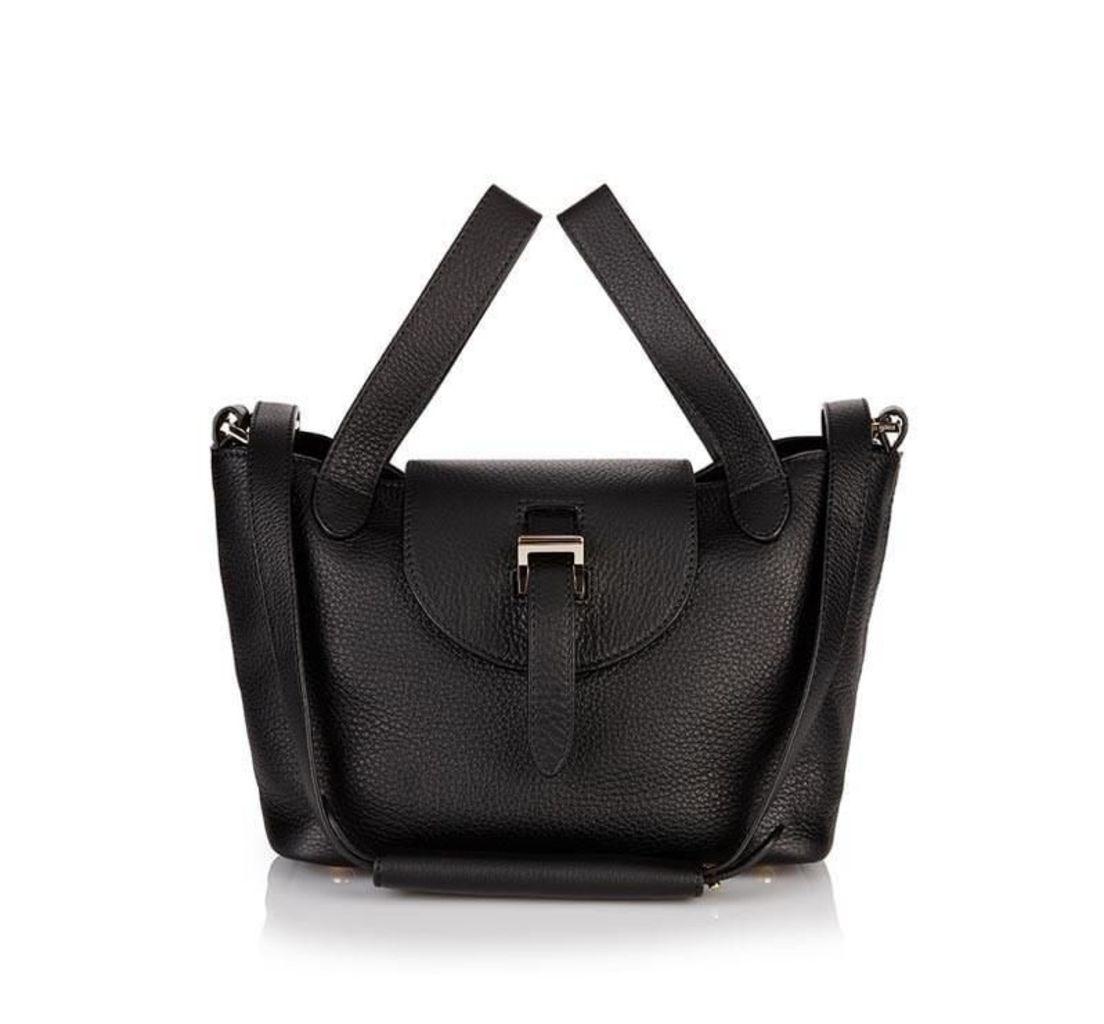 Thela Mini Bag Black