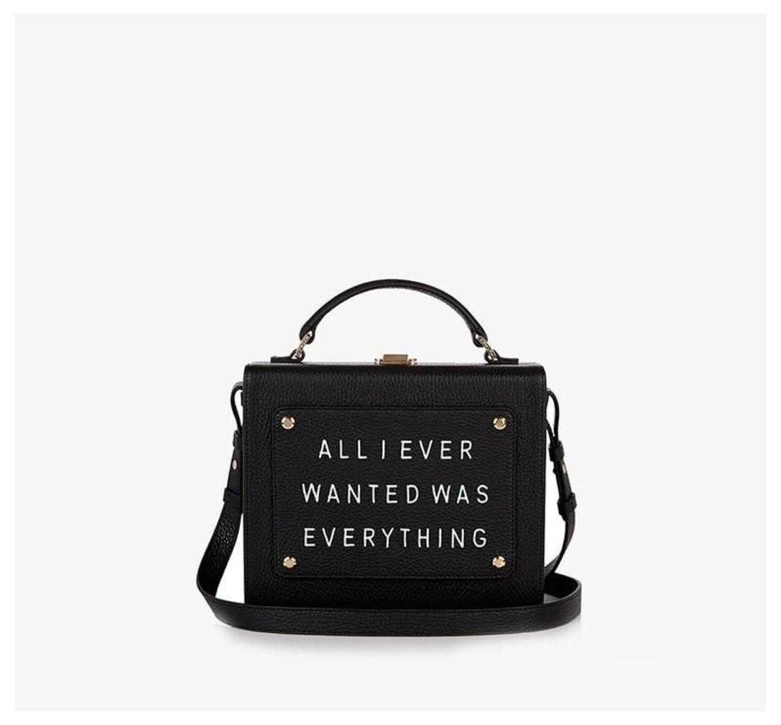 Art Bag Black - Olivia Steele