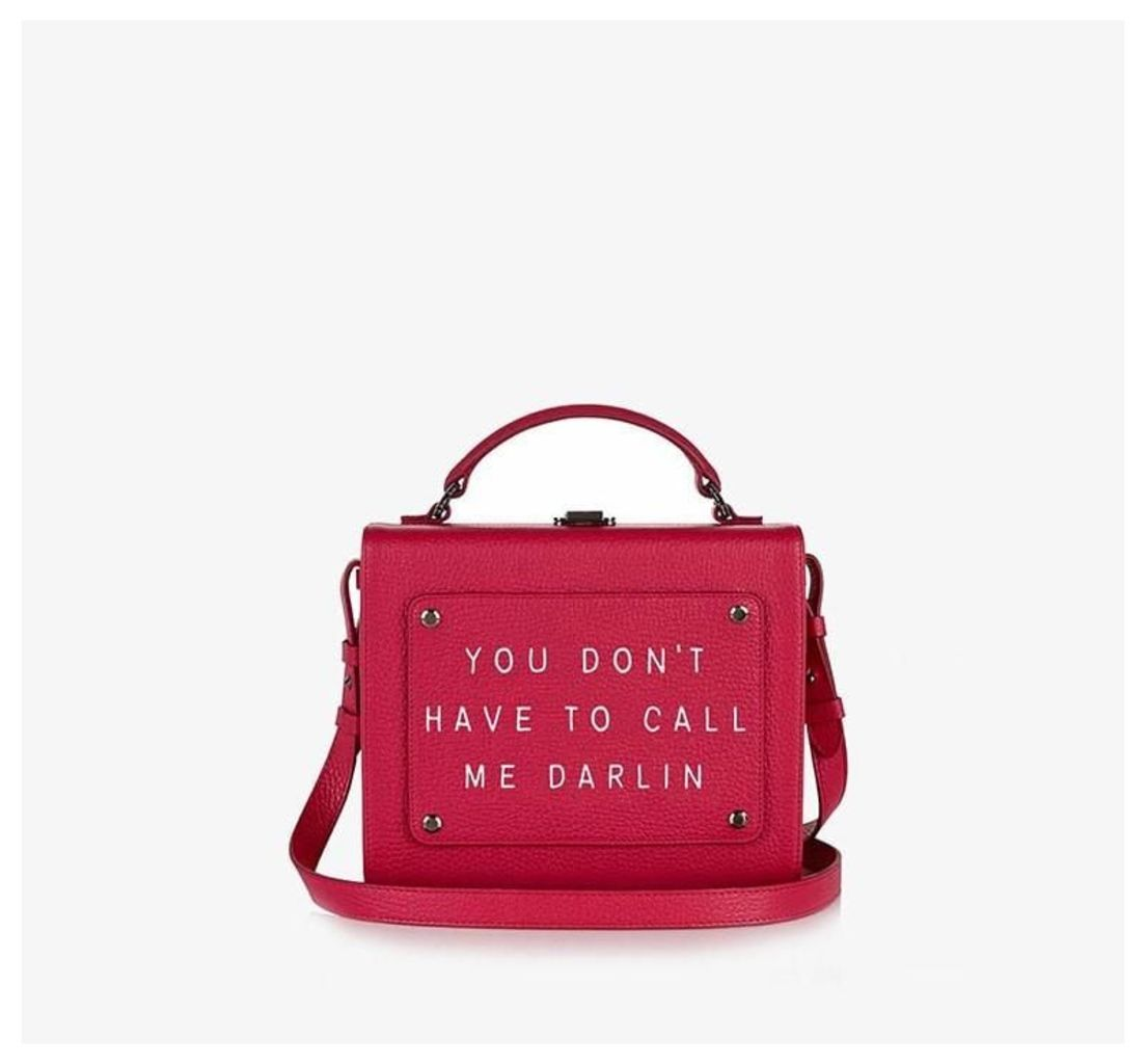 Art Bag Bordeaux - Rebecca Ward