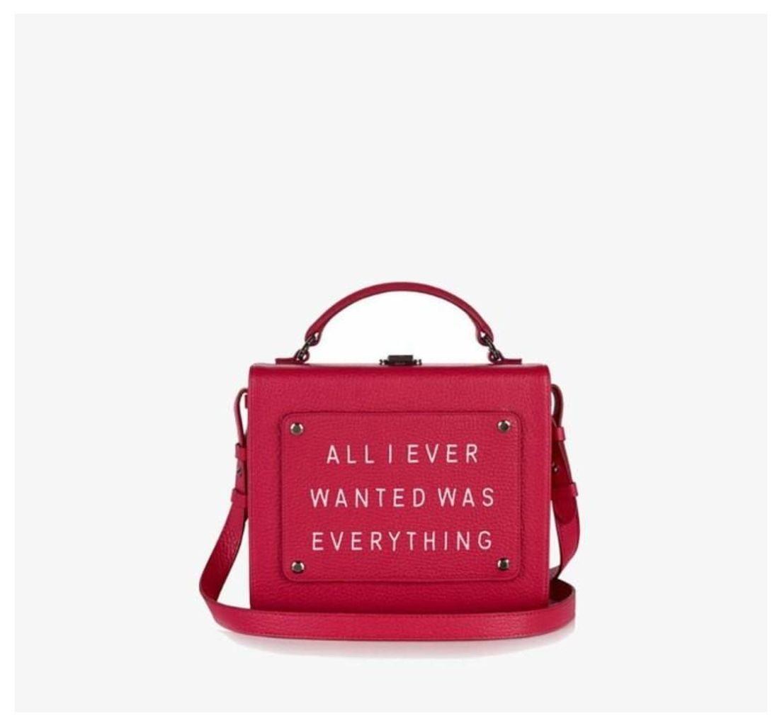 Art Bag Bordeaux - Olivia Steele