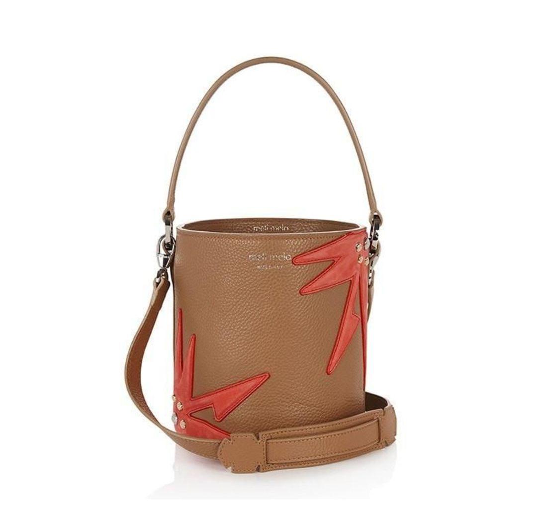 Santina Mini Bucket Bag Light Tan Wonderplant