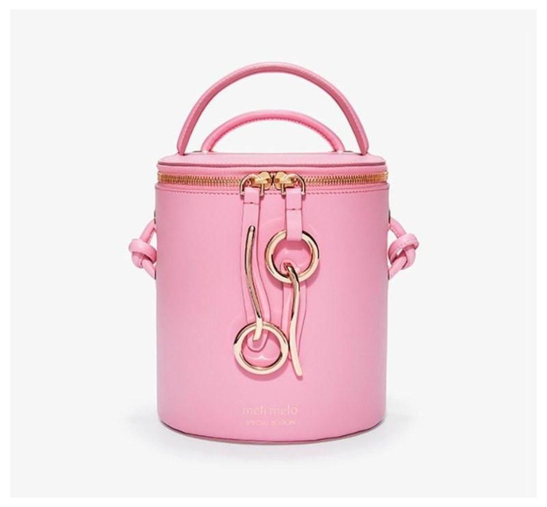 Severine Bucket Bag Primrose Pink