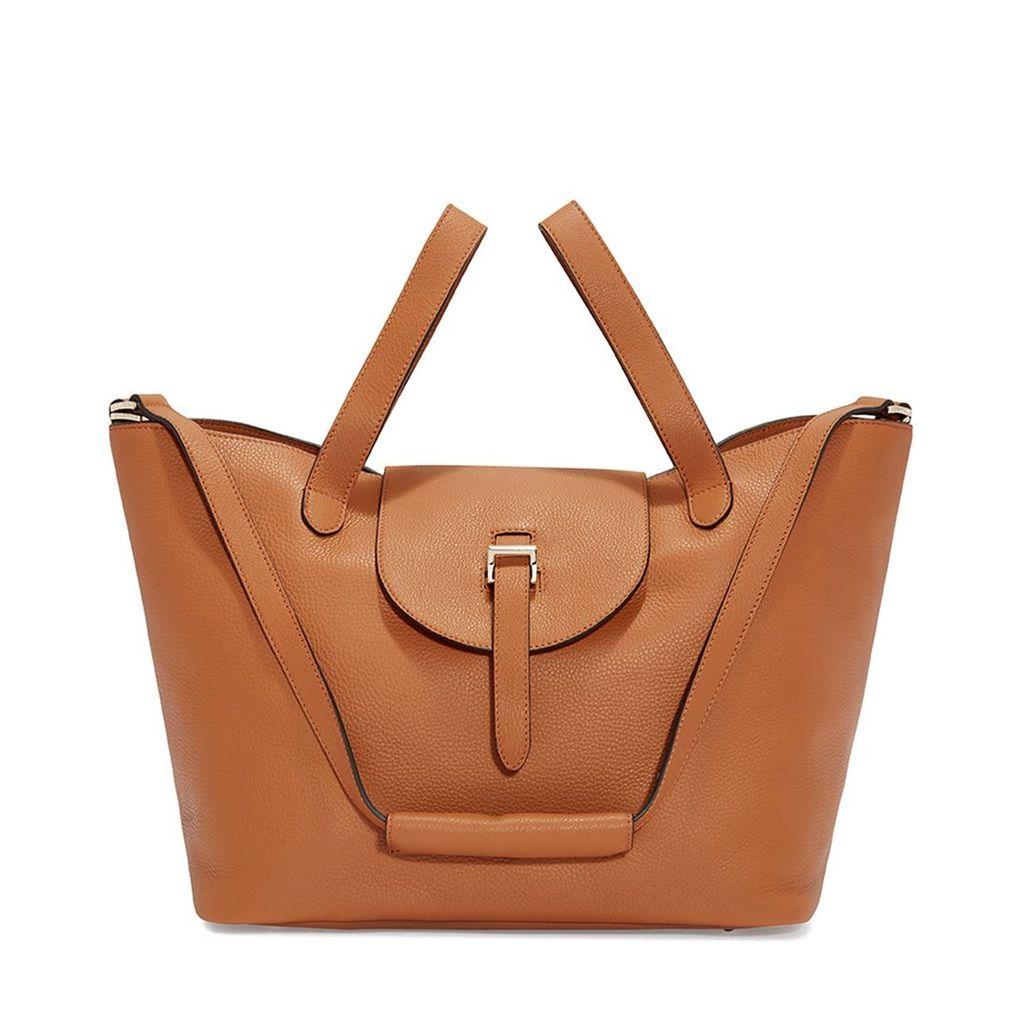 Thela Tote Bag Tan