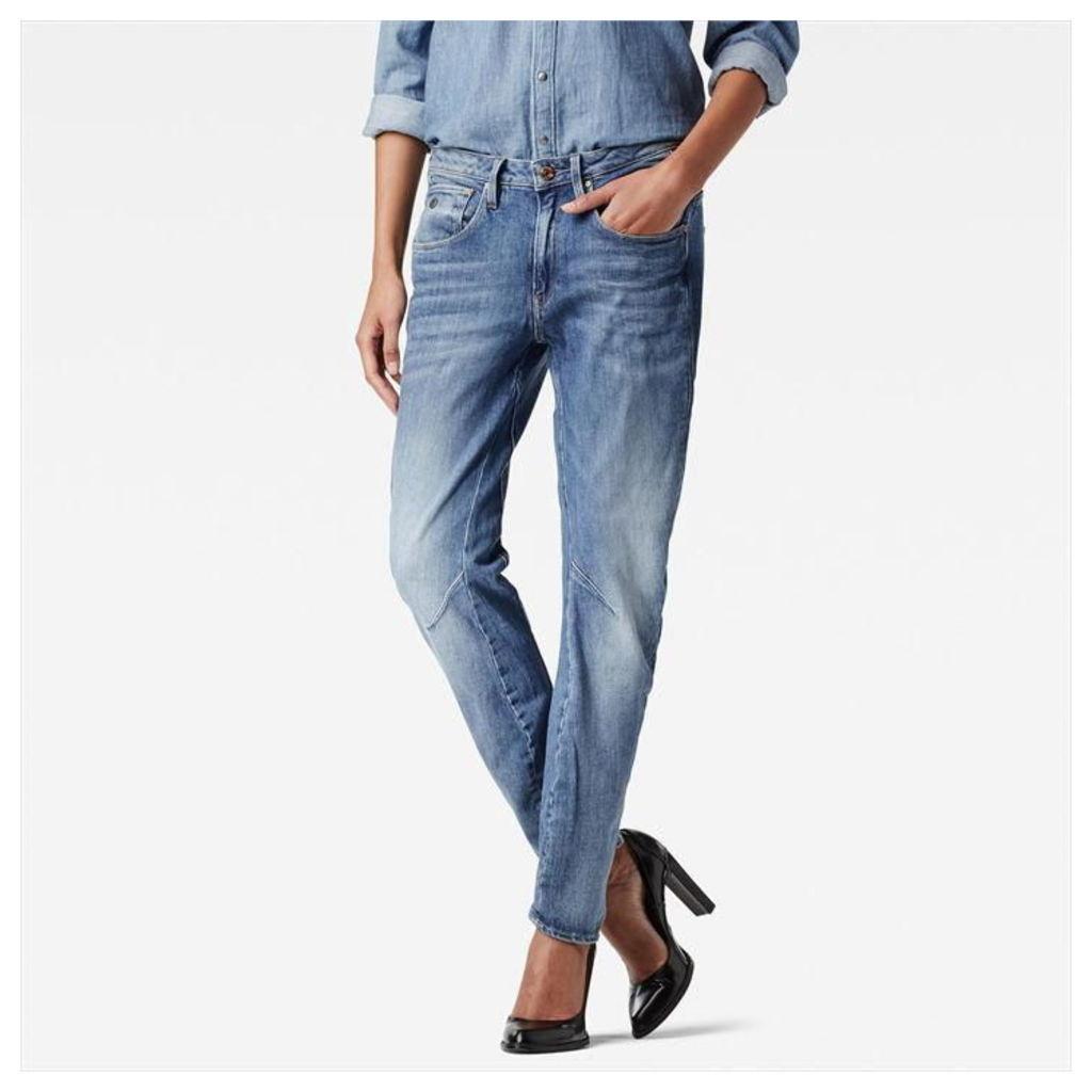 G Star 3D Low Boyfriend Womens Jeans