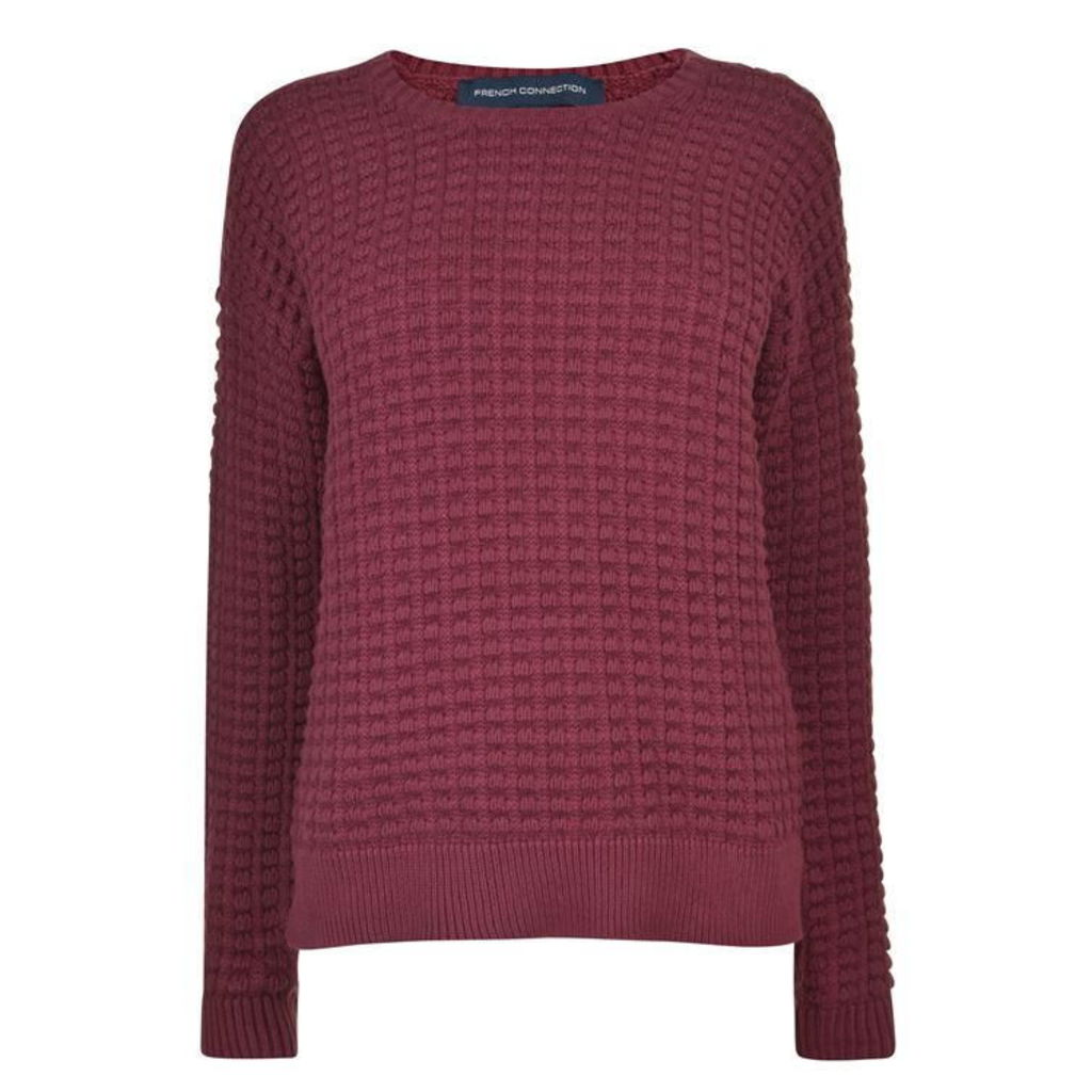 FRENCH CONNECTION Mozart Pop Knitted Jumper