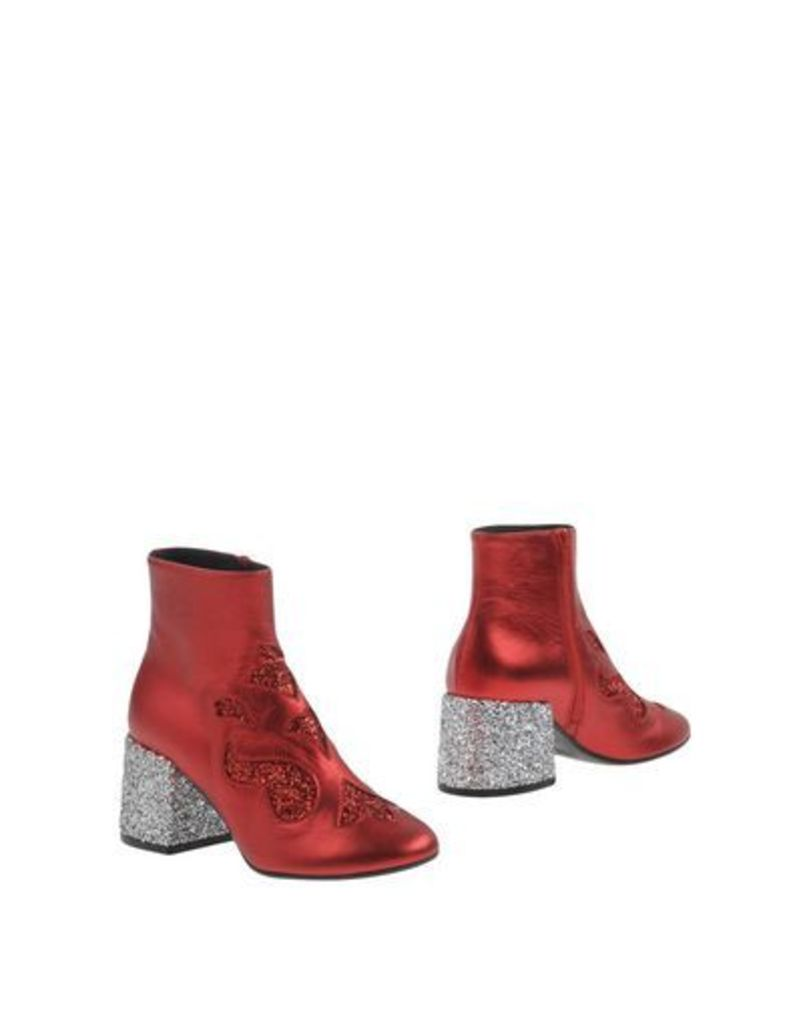 MM6 by MAISON MARGIELA FOOTWEAR Ankle boots Women on YOOX.COM