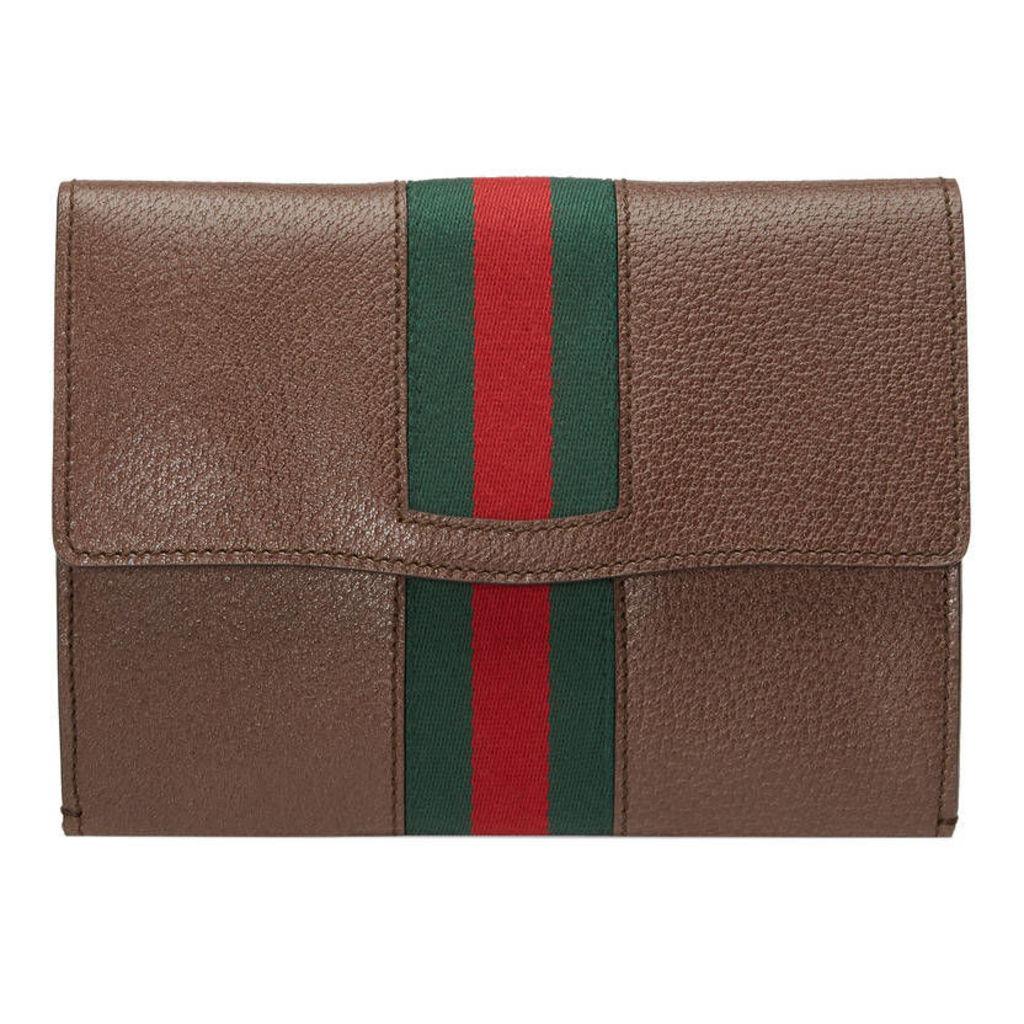 GucciTotem leather Web portfolio
